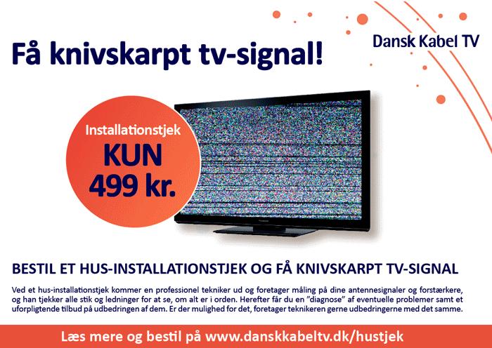 dansk kabel tv pakker